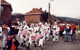 Carnaval – Le samedi 20 mars 2004 à Juslenville – Theux