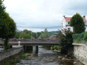 Le pont de la Hoëgne et le Grand Pont