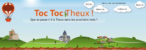 TocTocTheux, l'agenda theutois, est en ligne!